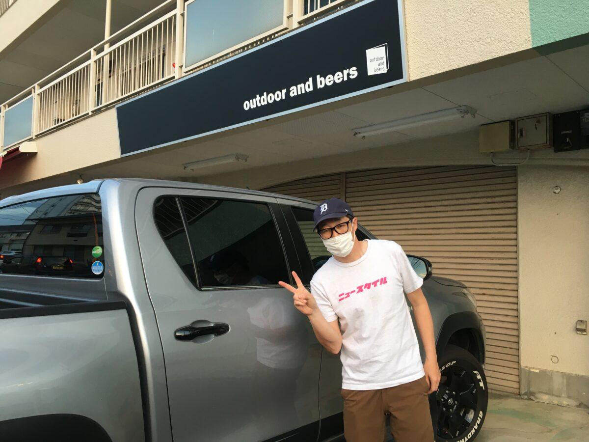 高野さんのお店